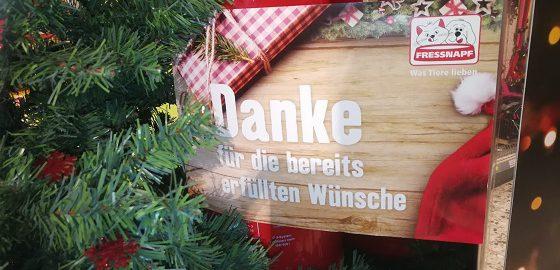 Die Weihnachtsgeschenke.Danke Für Die Weihnachtsgeschenke Tierschutzverein